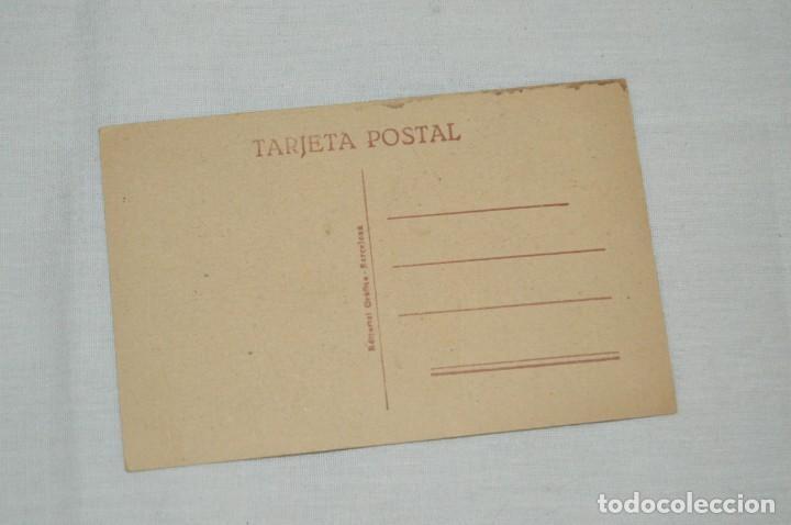 Postales: LOTE DE 5 POSTALES ANTIGUAS SIN CIRCULAR - ESTRELLAS DE CINE Y OTRAS - VINTAGE - ENVÍO 24H - Foto 7 - 133039138