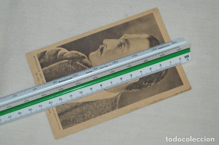 Postales: LOTE DE 5 POSTALES ANTIGUAS SIN CIRCULAR - ESTRELLAS DE CINE Y OTRAS - VINTAGE - ENVÍO 24H - Foto 8 - 133039138