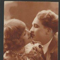 Postales: POSTAL ROMANTICA, PAREJA ENAMORADOS - AÑOS 20. Lote 134148786