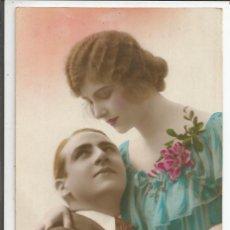 Postales: POSTAL ROMANTICA, PAREJA ENAMORADOS - AÑOS 20. Lote 134149058