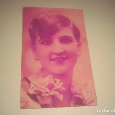 Postales: ANTIGUA POSTAL DE MUCHACHA. ESCRITA . P-C PARIS.. Lote 135056686