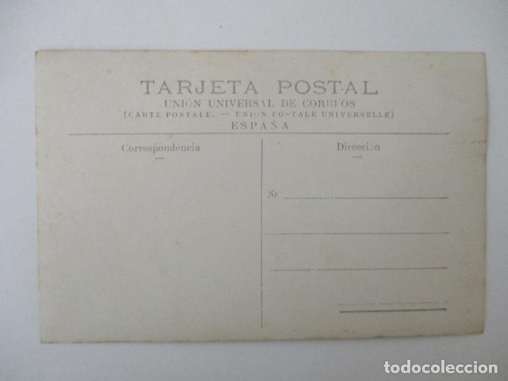 Postales: Tarjeta Postal - Fotografía de Estudio - Señora - Unión Universal de Correos - Foto 2 - 135289858