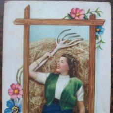 Postales: POSTAL C. Y Z. 584 FIRMADO EL 6 DE DICIEMBRE 1952. Lote 136374454