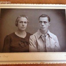 Postales: ANTIGUA POSTAL DE MADRE CON SU HIJO. Lote 138723112