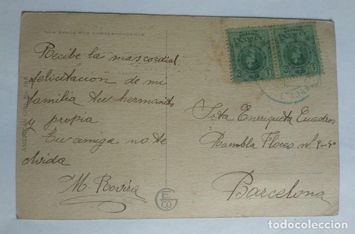 Postales: American girl 108 Edward Gross Co N.Y. - Foto 2 - 139165534