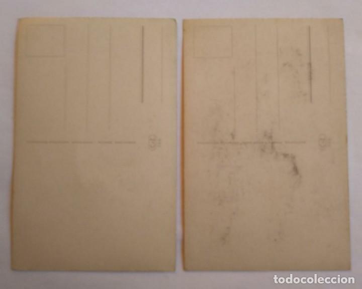 Postales: lote de 2 postales romanticas - Foto 2 - 139215222