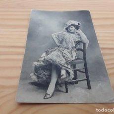 Postales: FOTO POSTAL ESTUDIO E. R. MADRID. Lote 139475998