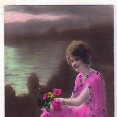 Postales: LOTE DE 18 POSTALES AÑOS 1910-1920 SIN CIRCULAR NI ESCRIBIR EN EXCELENTE ESTADO. Lote 140492198