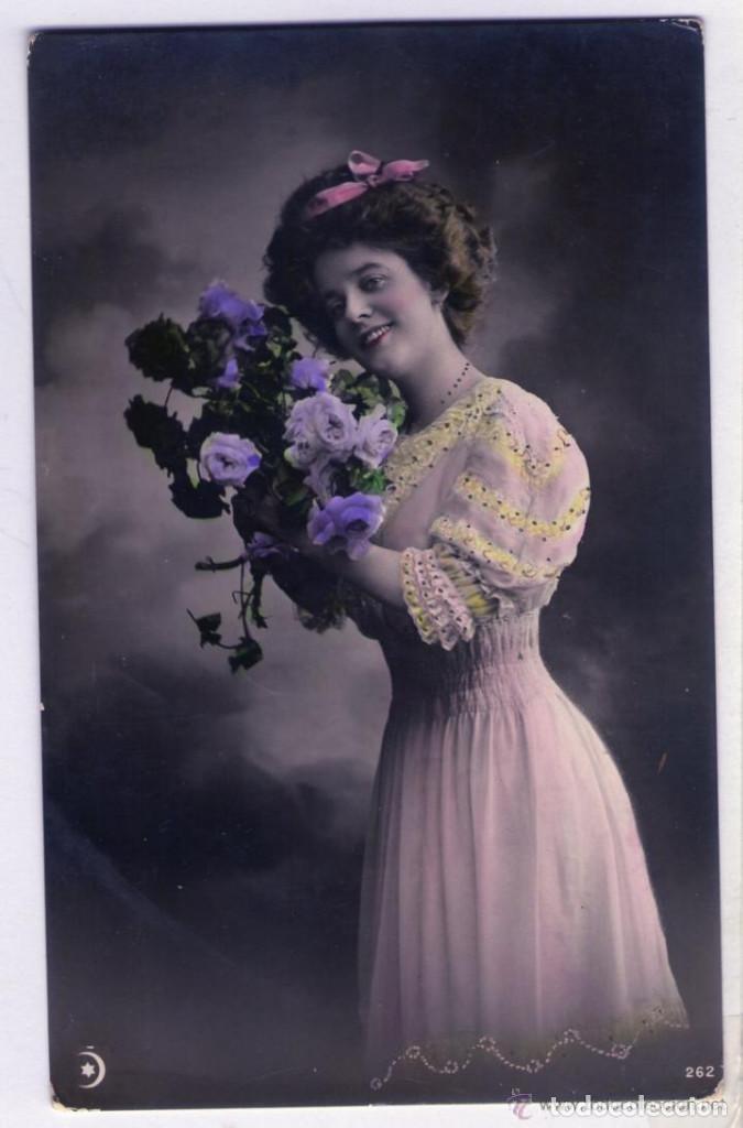 Postales: LOTE DE 18 POSTALES AÑOS 1910-1920 SIN CIRCULAR NI ESCRIBIR EN EXCELENTE ESTADO - Foto 3 - 140492198