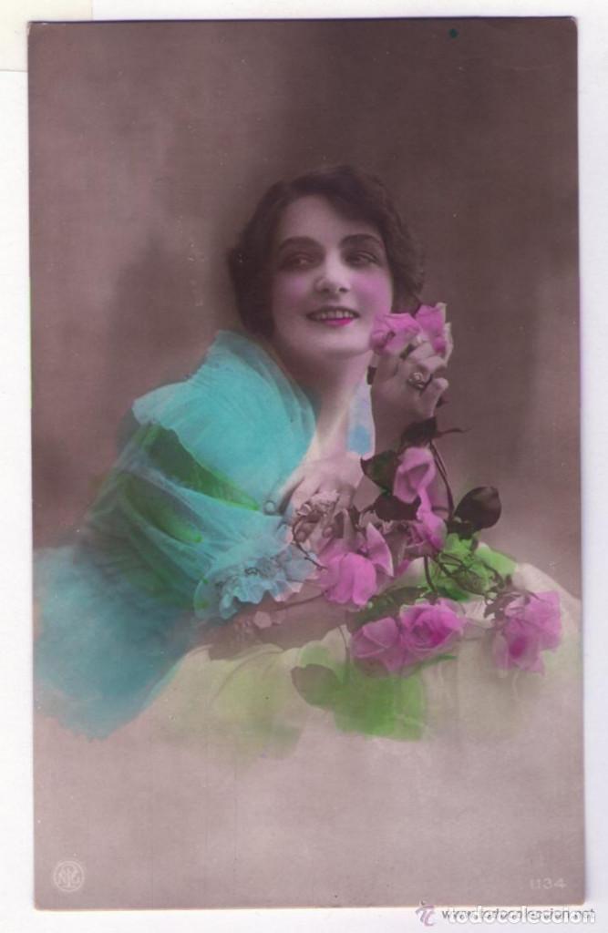 Postales: LOTE DE 18 POSTALES AÑOS 1910-1920 SIN CIRCULAR NI ESCRIBIR EN EXCELENTE ESTADO - Foto 4 - 140492198