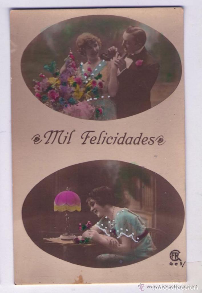 Postales: LOTE DE 18 POSTALES AÑOS 1910-1920 SIN CIRCULAR NI ESCRIBIR EN EXCELENTE ESTADO - Foto 5 - 140492198