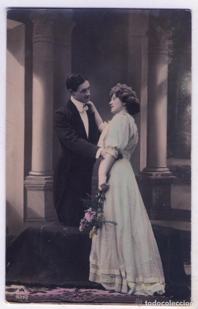 Postales: LOTE DE 18 POSTALES AÑOS 1910-1920 SIN CIRCULAR NI ESCRIBIR EN EXCELENTE ESTADO - Foto 11 - 140492198