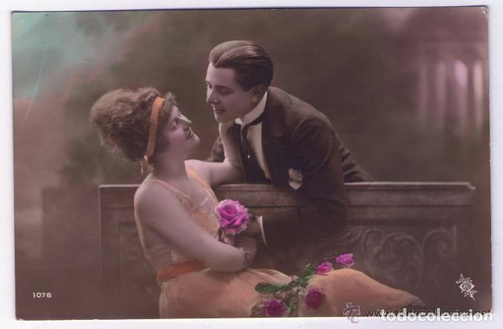 Postales: LOTE DE 18 POSTALES AÑOS 1910-1920 SIN CIRCULAR NI ESCRIBIR EN EXCELENTE ESTADO - Foto 13 - 140492198