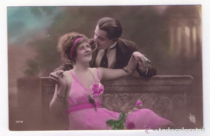 Postales: LOTE DE 18 POSTALES AÑOS 1910-1920 SIN CIRCULAR NI ESCRIBIR EN EXCELENTE ESTADO - Foto 14 - 140492198