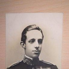 Postales: POSTAL REY ALFONSO XIII.AÑO 1912. Lote 146311050