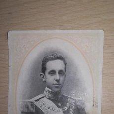 Postales: POSTAL REY ALFONSO XIII.AÑO 1905. Lote 146311154