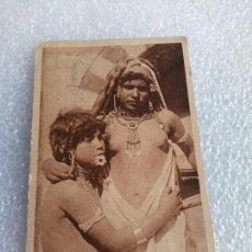 Postales: POSTAL EROTICA, ENFANTS BEDOUNIES, 246 EDITEURS L & L BEDUINA MATASELLOS 1931. Lote 147605990