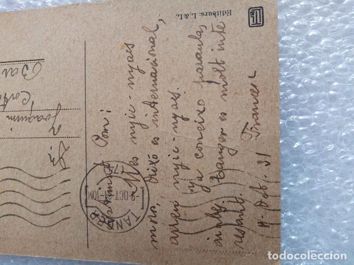 Postales: POSTAL EROTICA, JOVEN MUCHACHA ARABE bedouine 214 EDITEURS L & L BEDUINA MATASELLOS 1931 - Foto 7 - 147606674