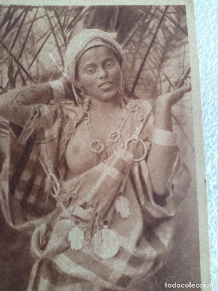 Postales: POSTAL EROTICA, JOVEN MUCHACHA ARABE bedouine 214 EDITEURS L & L BEDUINA MATASELLOS 1931 - Foto 8 - 147606674