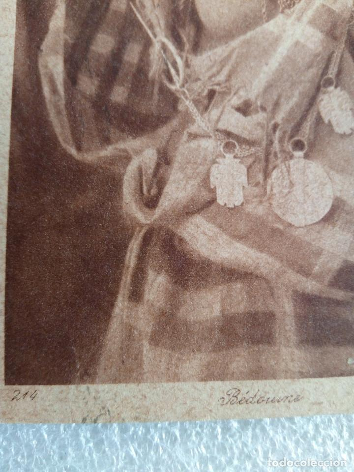 Postales: POSTAL EROTICA, JOVEN MUCHACHA ARABE bedouine 214 EDITEURS L & L BEDUINA MATASELLOS 1931 - Foto 9 - 147606674