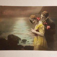 Postales: POSTAL PAREJA ROMANTICA. Lote 147763774