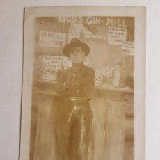 Postales: POSTAL HOMBRE COWBOY. Lote 147765166