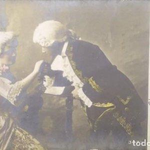 1905 Enviada a Barcelona desde el extranjero. Ver sello.