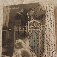 Postales: ANTIGUA POSTAL, FOTOGRAFO HURI PORTELLA 1900. Lote 152605738