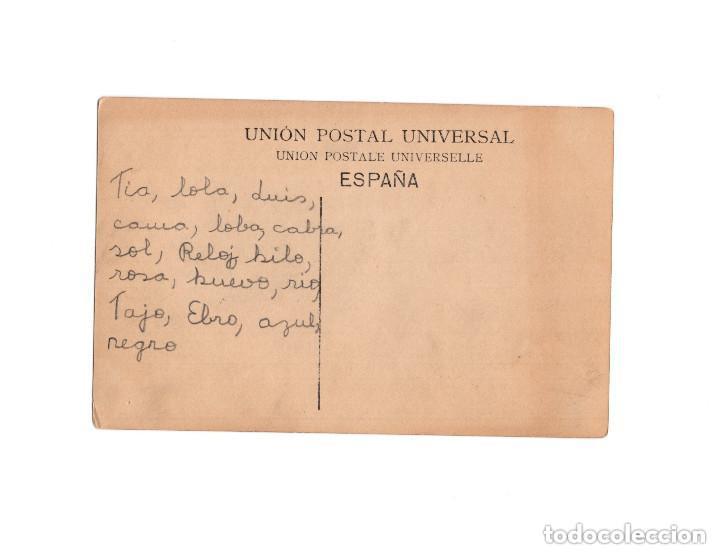 Postales: TEMÁTICA, GALANTES Y MUJERES, LA MODISTILLA. POSTAL FOTOGRÁFICA. - Foto 2 - 154255950