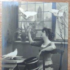 Postales: POSTAL DE 1911. Lote 155374402