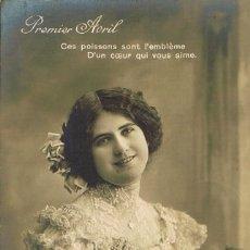Postales: POATL ROMANTICA FRANCESA. Lote 155645678