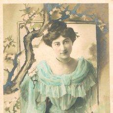 Postales: POSTAL ROMANTICA FRANCESA: CIRCULADA EN 1905 (VER EL DORSO) . Lote 155648534
