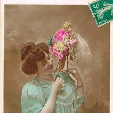Postales: POSTAL ROMANTICA FRANCESA. Lote 155649038