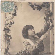Postales: JENNY L´OUVRIÈRE. ED. S.I.P. 95/6.POSTAL CIRCULADA.. Lote 156892802