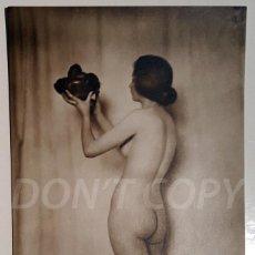 Postales: 6 FOTOS ANTIGUAS DE DESNUDOS ARTISTICOS - VERLAG DER SCHÖNHETT - HERRLICH. SIN USO.. Lote 158695414
