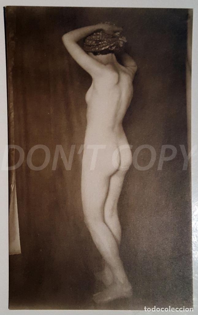 Postales: 6 FOTOS ANTIGUAS DE DESNUDOS ARTISTICOS - Verlag der Schönhett - Herrlich. SIN USO!!! - Foto 5 - 158695414