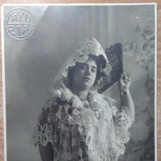 Postales: POSTAL DE 1907. Lote 160995462