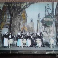 Postales: TEATRO: MOLINOS DE VIENTO. POSTAL FOTOGRAFICA.. Lote 166575002