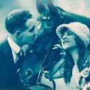 Postales: PAREJA DE NOVIOS CON SU CABALLO, ESCRITA EN 1925. Lote 167839616