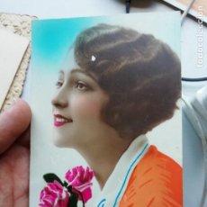 Postales: TARJETA POSTAL PRINCIPIOS SIGLO XX ORIGINAL EDICIONES PC PARIS FRANCESAS 1920. Lote 168403444