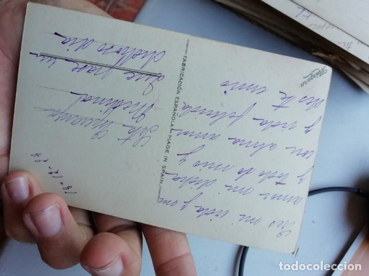 Postales: Antigua tarjeta postal margara 750 pareja - Foto 2 - 168762176