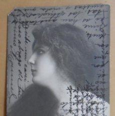 Postales: TARJETA POSTAL CIRCULADA - ESCRITA EL 26 DE DICIEMBRE DE 1903 - SELLO DE 10 CTS. **ESCRITURA CRUZADA. Lote 171094045