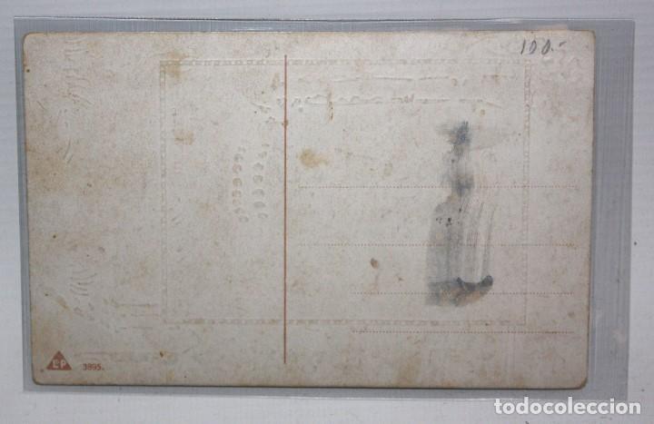Postales: POSTAL MODERNISTA - PAREJA GALANTE EN LA NOCHE - . SIN CIRCULAR. (1910). - Foto 2 - 171097887