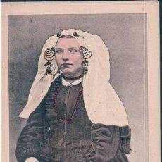 Postales: POSTAL MUJER HOLANDESA - BEYERLAND - J G VLIEGER ROTTERDAM 1023. Lote 171512083