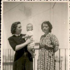 Postales: FAMILIA – MUJERES CON NIÑO – 9 X 14 CMS. Lote 171512129