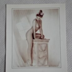 Postales: 1989 FOTOGRAFIA DE RICHARD FITZGERALD. Lote 171636323