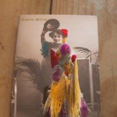 Postales: ANTIGUA POSTAL ROMANTICA AMALIA MOLINA. Lote 172084382
