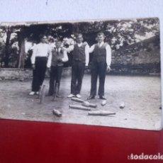 Postales: POSTAL. GRUPO JUGANDO A LOS BIRLOS. S.RIANCHO. Lote 173080849