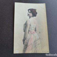 Postales: LINA CAVALIERI ACTRIZ ARTISTA CANTANTE POSTAL. Lote 175107217