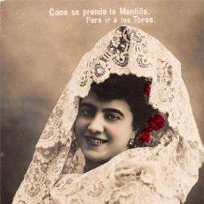 Postales: MARINA GURINA.- TONADILLERA ESPAÑOLA 1915. Lote 175669398